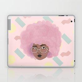 Bubblegum Girl Laptop & iPad Skin