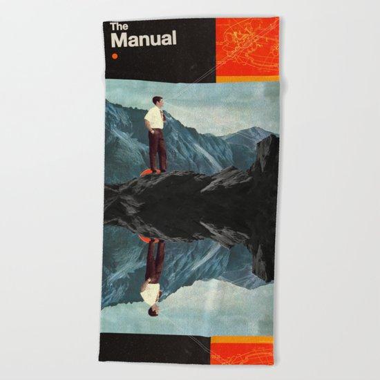 The Manual Beach Towel