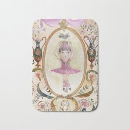 Pirouette - Let´s dance! Bath Mat