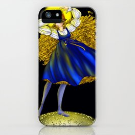 Holy Mary Lolita iPhone Case