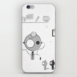 Doctor iPhone Skin