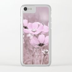 Cosmea 157 Clear iPhone Case