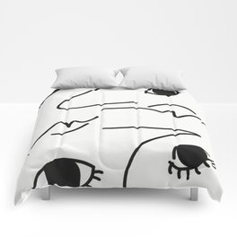 two-faced Comforters
