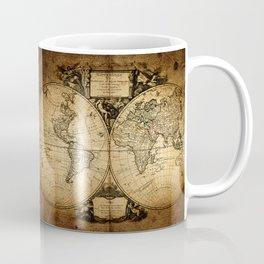 World Map 1752 Coffee Mug