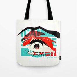 I Can See Forever: Cover Tote Bag