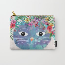 Flower cat II Carry-All Pouch