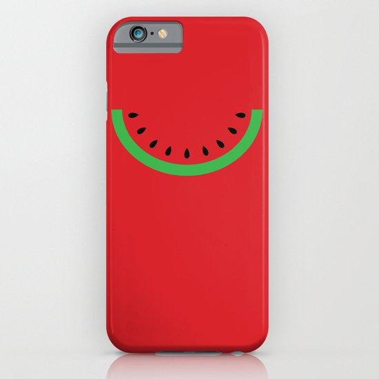 Minimal Melon iPhone & iPod Case