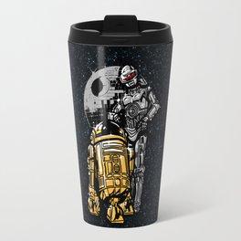 Daft Droids Travel Mug
