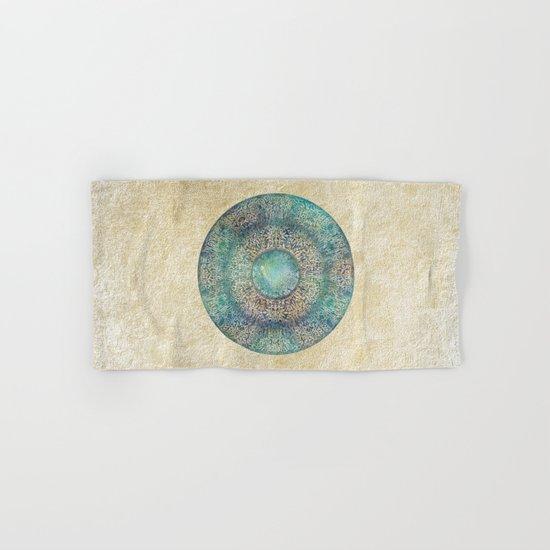 Moonchild Mandala Hand & Bath Towel