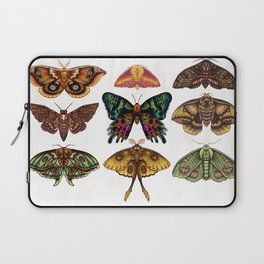Moth Wings III Laptop Sleeve