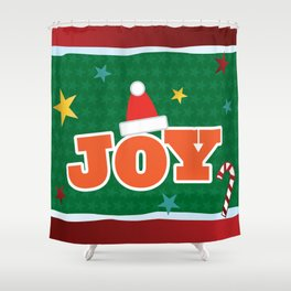 JOY Shower Curtain