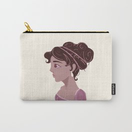 Miss Campbell Carry-All Pouch