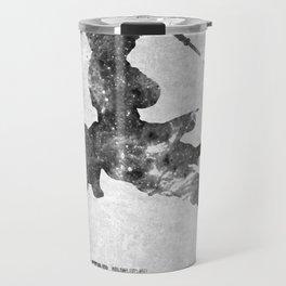 STAR WARS - The Phantom Menace (with Background) Travel Mug