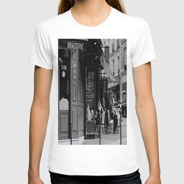 At the Brasserie T-shirt