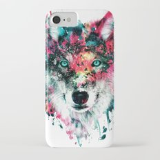 Wolf iPhone 7 Slim Case