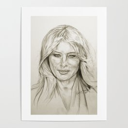 Flotus by Lydia Sturges Poster