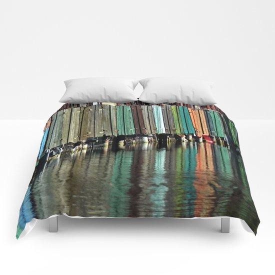 #8 Comforters