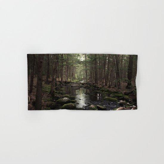 Mossy Brook Hand & Bath Towel