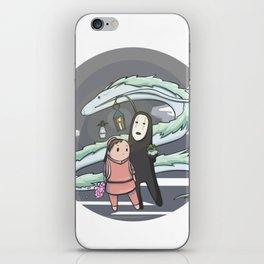 Chihiro (Spirited Away) iPhone Skin