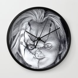 Chucky Wall Clock