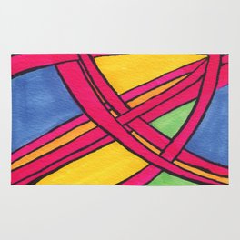 Intertwining Rug