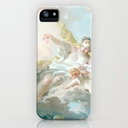François Boucher Aurora and Cephalus iPhone Case