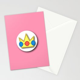 The Emblem of the Princess, Peach Stationery Cards