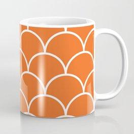 Scales - orange Coffee Mug