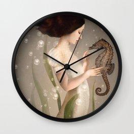 In the Sea Wall Clock