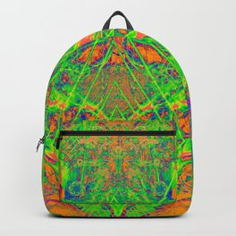 Extraterrestrial Palace 7(Ultraviolet) Backpack