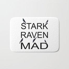 Stark Raven Mad Bath Mat