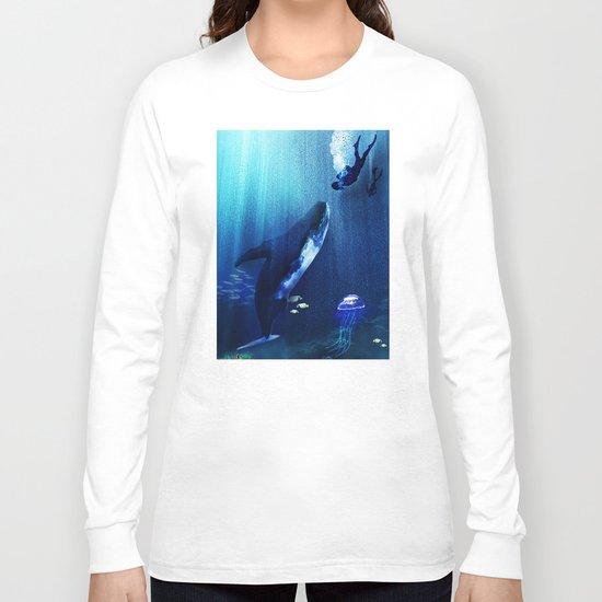 A STRANGE KISS Long Sleeve T-shirt