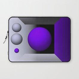 3D-geometry -3- Laptop Sleeve
