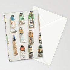 Oils Stationery Cards