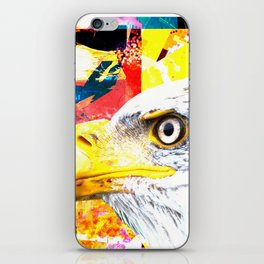 White Eagle iPhone Skin