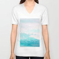 anchor V-neck T-shirts featuring Anchor by 83 Oranges™