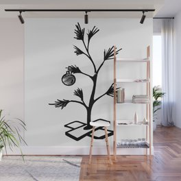 Little Tree Wall Mural