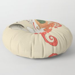 Okami Amaterasu Floor Pillow