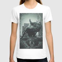 Triumph of the Bull T-shirt