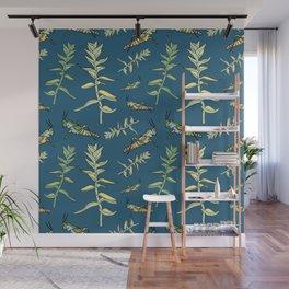 grasshopper Locust Wall Mural