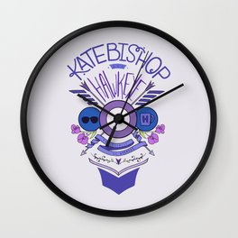 Katie Kate Wall Clock