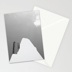 Vacant Architecture Stationery Cards