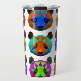 Party Pandas Travel Mug