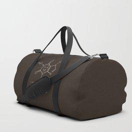 Caffeine Happiness Duffle Bag