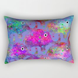 Star Of The Show Rectangular Pillow