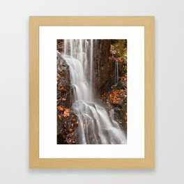 Avalon Falls Framed Art Print
