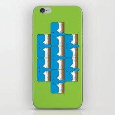 Elephant-Dog Pattern iPhone & iPod Skin