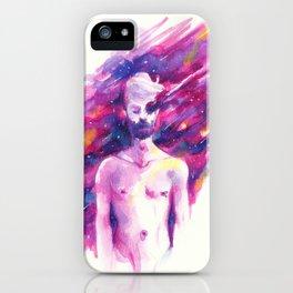 Empty sky iPhone Case