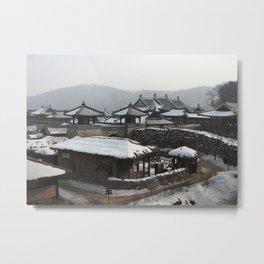 Asia_24 Metal Print
