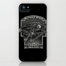 Kessel Run iPhone Case